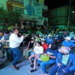Se Comprometen Tlaltenanguenses con Miguel Varela