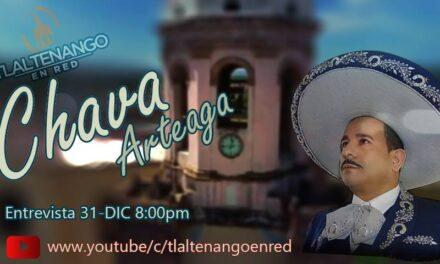 Entrevista a Chava Arteaga Vocalista de Cielo Azul