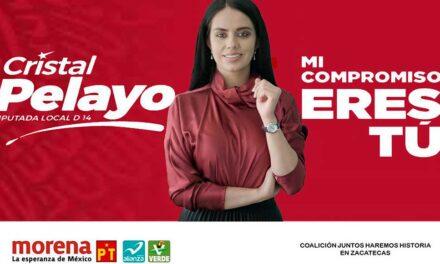 Entrevista Cristal Pelayo