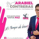 Entrevista Arabiel Contreras