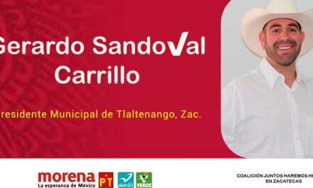 Entrevista Gerardo Sandoval