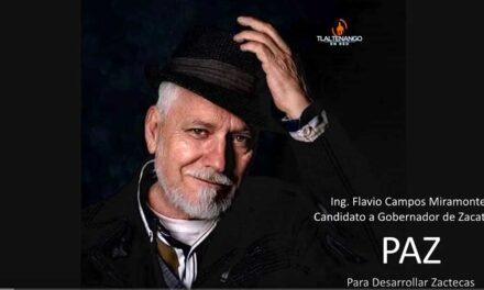 Entrevista con el Ing. Flavio Campos Miramontes