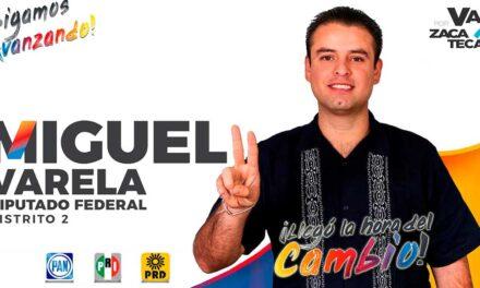 Entrevista Miguel Varela