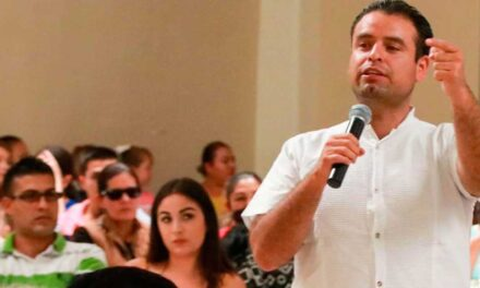 Refrenda Miguel Varela compromisos con Nochistlán